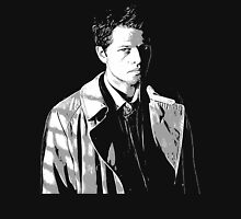 Castiel in the Shadows Unisex T-Shirt