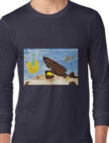 Sunken Treasure Long Sleeve T-Shirt