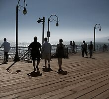 Redondo Beach Pier- A Californian Summer by Bellavista2