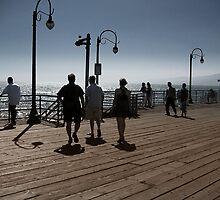 Redondo Beach Pier- A Californian Summer by Bellavista2