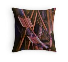 Roundabout - carousel moving optical delusions. Brown Sugar . Views (105) Favorited by (3) thanks ! Throw Pillow