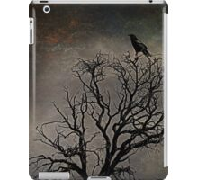 Black Bird Fly iPad Case/Skin