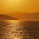 Sunset in Croatia  by Iulia  Weiss