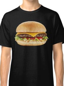 AWESOME COOL HAMBURGER Classic T-Shirt