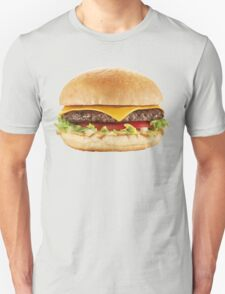 AWESOME COOL HAMBURGER Unisex T-Shirt