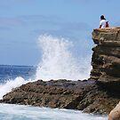 La Jolla Cliffs by heatherfriedman
