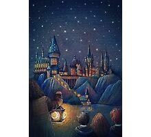 Hogwarts Fairytale Photographic Print