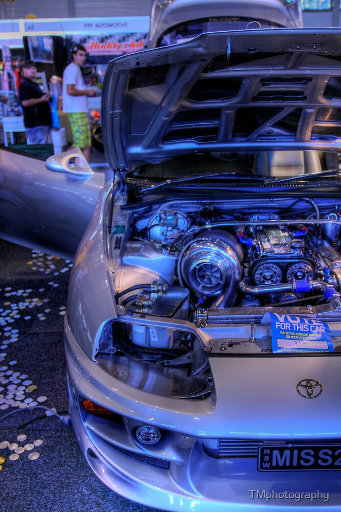 Toyota Supra by TMphotography