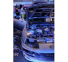 Toyota Supra Photographic Print