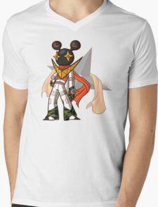 Jiraiya Mens V-Neck T-Shirt