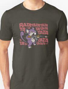 RATATATATATATATATAT FUNNY MOUSE RAT T-Shirt