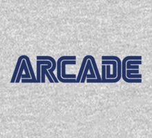 Arcade SEGA-ish (borderless) by ropified