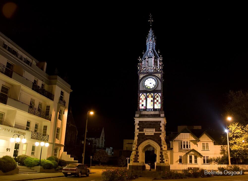 Diamond Jubilee Clock Tower by Belinda Osgood