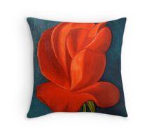 Not a rose garden  Throw Pillow
