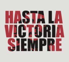 Hasta La Victoria Siempre  by Roberto Castro Ruz