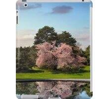 Cherry Tree Reflections iPad Case/Skin