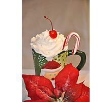 Christmas Treat Photographic Print