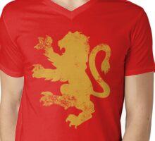 Gryffindor Pride Mens V-Neck T-Shirt