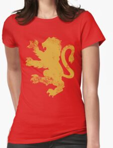 Gryffindor Pride Womens Fitted T-Shirt