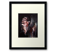 Demon Heartache ED2 Framed Print
