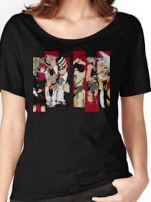 Soul eater Women's Relaxed Fit T-Shirt
