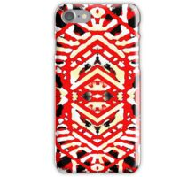 Nu One Two iPhone Case/Skin