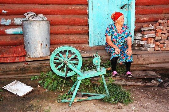 Russian Yarn by freddy0707