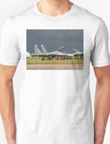 "Sukhoi Su-30MKI ""Flanker-F"" SB065 ready to rumble T-Shirt"