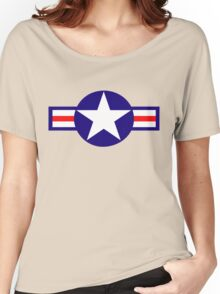 Aviation - US Army - Cool Star Women's Relaxed Fit T-Shirt