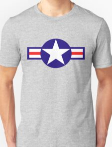 Aviation - US Army - Cool Star Unisex T-Shirt