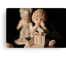 Childs Play Canvas Print
