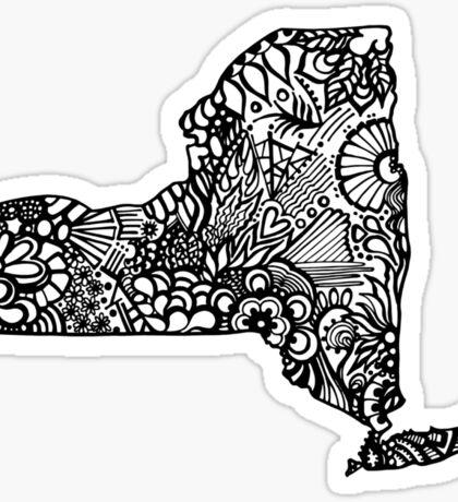 NewYork Sticker