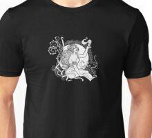 Art Nouveau Cafe Unisex T-Shirt