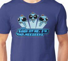 Meeseeks Puff Parody Unisex T-Shirt