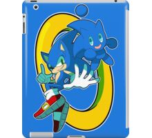 Sonic & Sonic Chao iPad Case/Skin