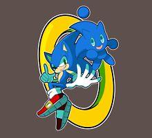 Sonic & Sonic Chao Unisex T-Shirt