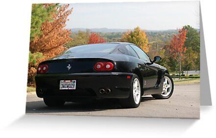 RARE FERRARI 456 GTA 1997 2+2 450HP V12 by Daniel  Oyvetsky