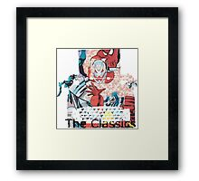 ComicWriter (The Classics) Framed Print