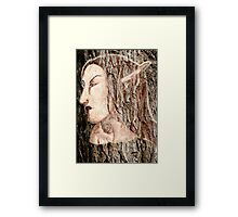 Tree Nymph Framed Print