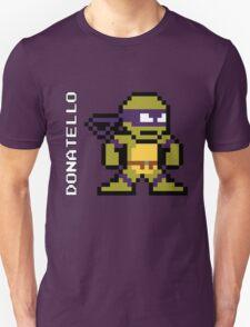 8-Bit TMNT- Donatello T-Shirt