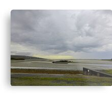 Irish Summer Weather 2015 Metal Print