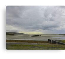 Irish Summer Weather 2015 Canvas Print