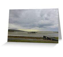 Irish Summer Weather 2015 Greeting Card