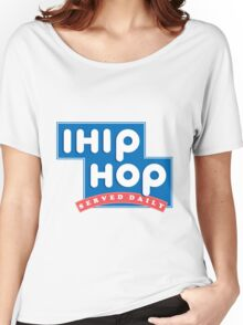 I HipHop Women's Relaxed Fit T-Shirt