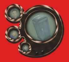 Doctor Who Time Viewer - David Tennant Kids Clothes