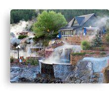 Pagosa Springs Hot Springs Metal Print