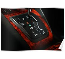 Lexus RX330 Shifter Plate, it just looked so GOOD Poster