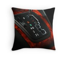 Lexus RX330 Shifter Plate, it just looked so GOOD Throw Pillow
