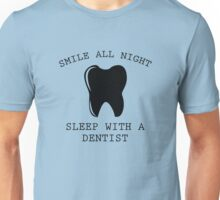 Smile All Night Unisex T-Shirt