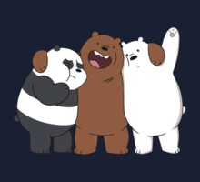 Bear Bros For Life Kids Tee